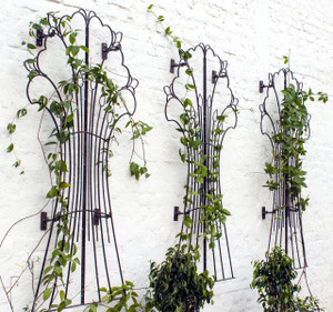 H Potter Metal Garden Trellis