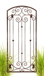 h potter trellis iron metal wall art yard patio deck garden climbing plants