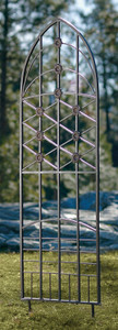 H Potter Mission Iron Metal Trellis