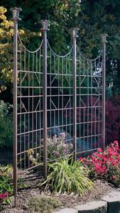 H Potter Garden Screen Trellis Patio Screen