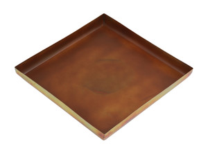 Drip Tray for GAR629R (Rustic Copper) Large H Potter Planters Tall