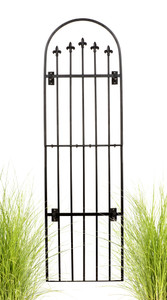 decorative wall trellis art iron garden H Potter metal decor