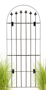 tall wall trellis large outdoor garden iron wall decor
