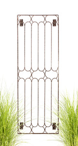 iron wall trellis
