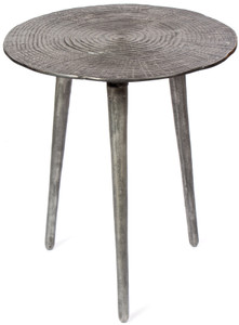 side table end table outdoor indoor metal tray entertaining home accent housewarming wedding patio deck balcony outdoor room Coffee Drink Entertainment Stand porch deck