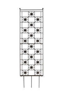 wrought iron trellis metal scroll garden panel screen vines flower wedding arch h potter outdoor lawn patio deck gift arbor obelisk pot indoor archway yard rustic wall art climbing plants ivy topiary home decor plant planter fence lattice housewarming privacy air conditioner cover vertical arched vine support tall landscapers