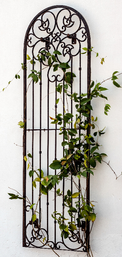 Wall Trellis Ideas From H Potter Decorate Patio Deck