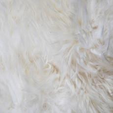 White/Ivory Single Sheepskin Rug