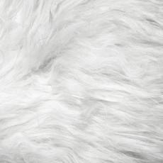Icelandic White Single Sheepskin Rug