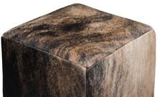 Cowhide Cube CUBE102