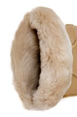 Tan Sheepskin Gloves