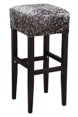 Bentley Cowhide Bar Stool BEN028