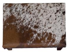 2ft x 1.5ft Cowhide Footstool / Ottoman FST007-21