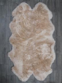 Oyster Quad Sheepskin Rug