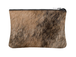 Pale Cowhide purse