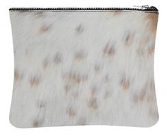 Large Cowhide Purse