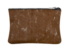 Medium Cowhide Purse MP604 (14cm x 18cm)