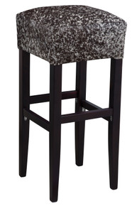 Bentley Cowhide Bar Stool BEN020