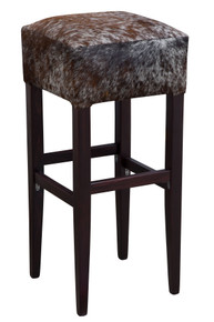 Bentley Cowhide Bar Stool BEN021