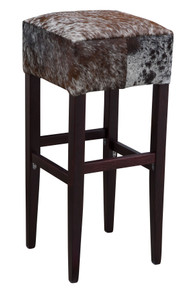 Bentley Cowhide Bar Stool BEN022