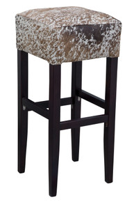 Bentley Cowhide Bar Stool BEN024