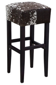 Bentley Cowhide Bar Stool BEN025