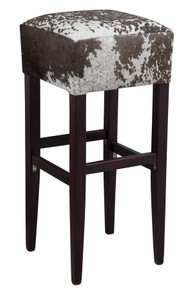 Bentley Cowhide Bar Stool BEN027
