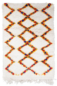 Moroccan Berber Rug BER115-S-21 (120cm x 70cm)
