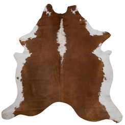 Cowhide Rug JUNE023-21 (210cm x 190cm)