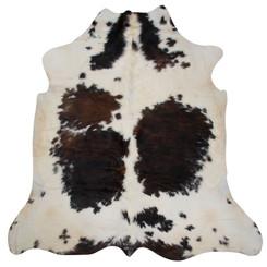 Cowhide Rug JUNE065-21 (220cm x 210cm)