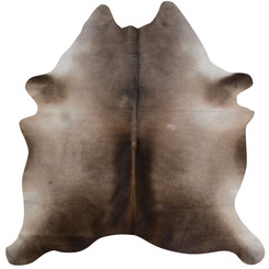 Cowhide Rug JUNE099-21 (210cm x 190cm)