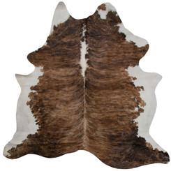 Cowhide Rug JUNE119-21 (210cm x 180cm)