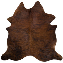 Cowhide Rug JUNE246-21 (200cm x 180cm)