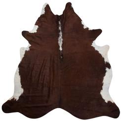 Cowhide Rug JUNE256-21 (230cm x 200cm)