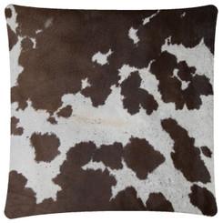Cowhide Cushion LCUSH108-21 (50cm x 50cm)