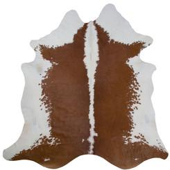 Cowhide Rug AUG067-21 (220cm x 210cm)