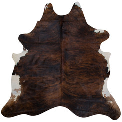 Cowhide Rug AUG077-21 (180cm x 190cm)
