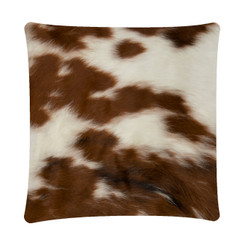 Cowhide Cushion CUSH136-21 (40cm x 40cm)