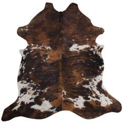 Cowhide Rug AUG210-21 (210cm x 180cm)
