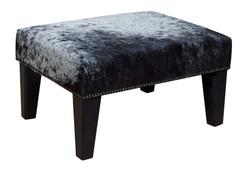 2ft x 1.5ft Cowhide Footstool / Ottoman FST036-21