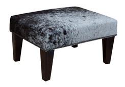 2ft x 1.5ft Cowhide Footstool / Ottoman FST042-21