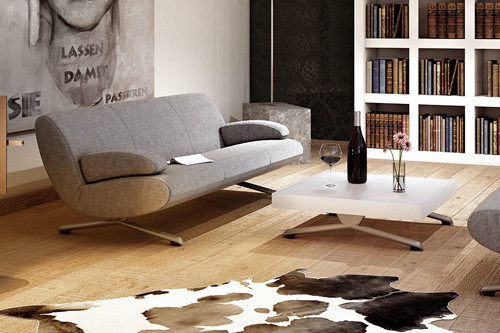 ​The Timeless Cowhide Rug