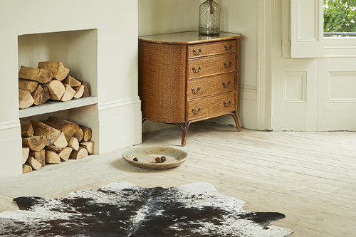 Decorating Trends Change but Cowhide Rugs Remain a Failsafe Choice