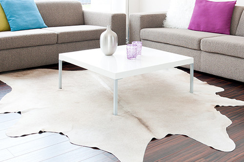 Authentic Cowhide Rugs Add Beauty and Style to Any Home