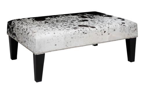 3ft x 2ft Cowhide Footstool FST925