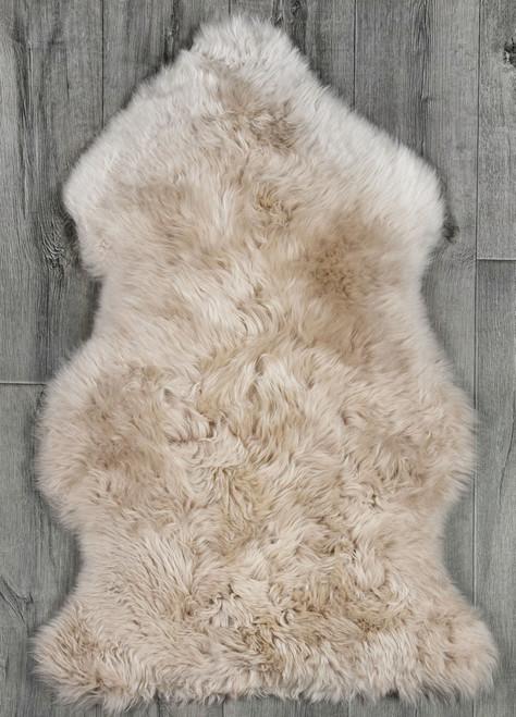 Oyster Single Sheepskin Rug