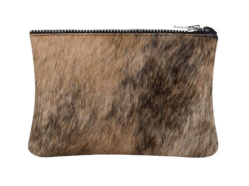 Pale Cowhide purse