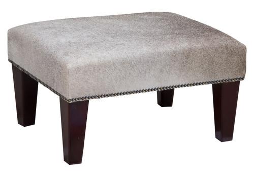 2ft x 1.5ft Cowhide Footstool / Ottoman FST006-21