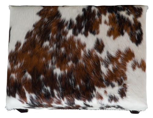 2ft x 1.5ft Cowhide Footstool / Ottoman FST010-21