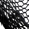 Recycled Cotton Swinging Hammock Chair - Black